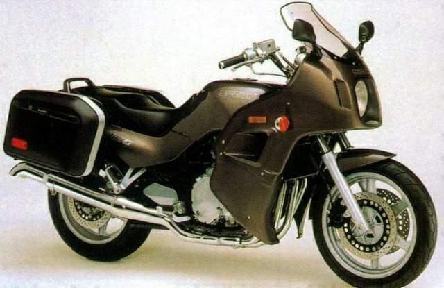 Suzuki GSX 1100G technical specifications
